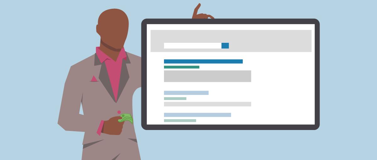 Links patrocinados no Google: o que são e como funcionam?