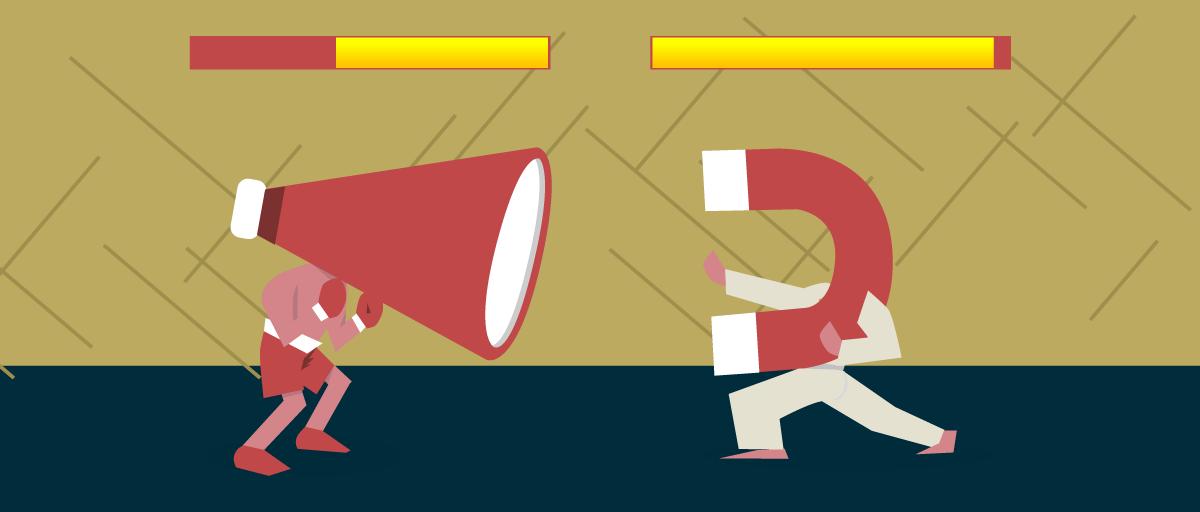 Marketing Tradicional vs Inbound Marketing: qual das duas estratégias seria a mais apropriada para o seu negócio?