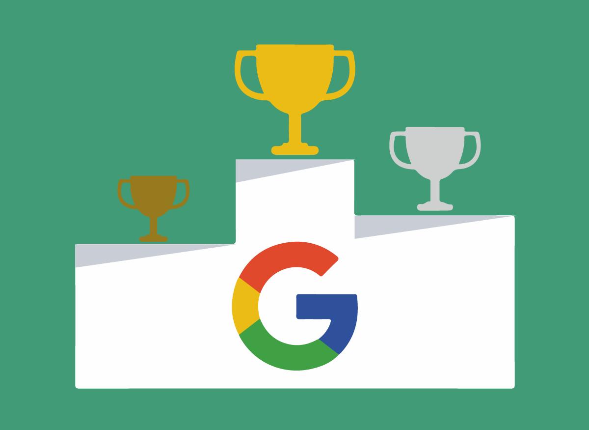 O poder das primeiras posições do Google na atração de clientes para o seu negócio