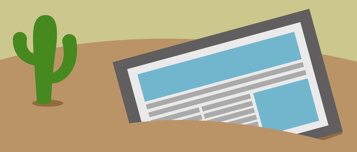 4 Estratégias para tirar seu site do deserto e começar a gerar tráfego em suas páginas