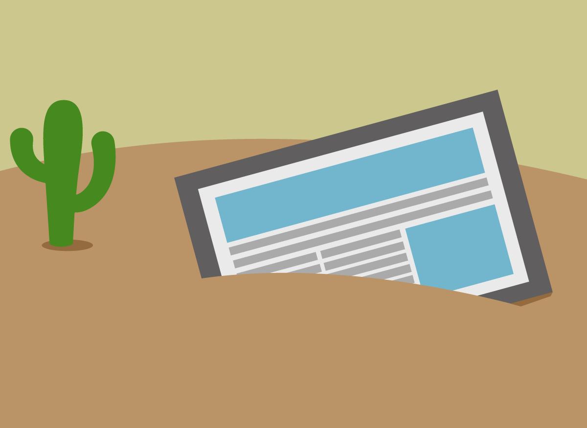 4 Dicas para tirar seu site do deserto e começar a gerar tráfego em suas páginas